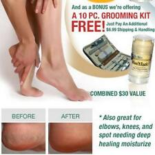 HOT! Heel Tastic Care Therapy Foot Massage Repair Cream Cracked Heels Disappear