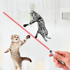 Laser Pointer pen Red beam Light Presentation For Pets Cat dogs Led Light Toy