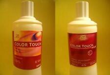 Wella Color Touch 4% , 1.9% Emulsion Lotion / Developer