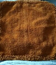 Two Thick Cotton 60cm Square Shower Mats