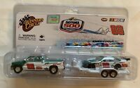Winner's Circle Dale Earnhardt Jr #88 Chevy Pick Up Truck & Trailer 1:64 Scale