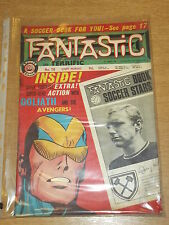 FANTASTIC #78 BRITISH WEEKLY 10TH AUGUST 1968 GOLIATH AVENGERS^