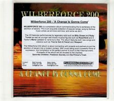 (GT703) Wilberforce 200, A Change Is Gonna Come - 2007 DJ CD