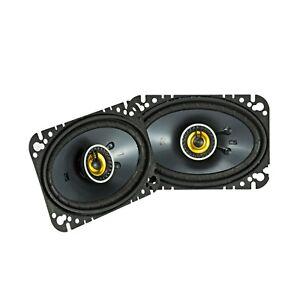 """Kicker Audio CS 4"""" x 6"""" (100 x 160 mm) Coaxial Speaker System ( Pair )"""
