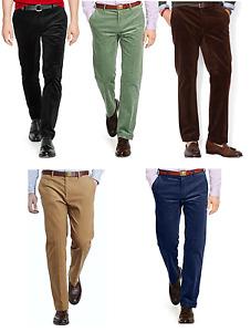 Polo Ralph Lauren Men's Stretch Classic Fit Newport Corduroy Pants, MSRP $145