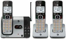 AT&T CL83384: Dect 6.0 Cordless Telephone/Answering System,3 Handsets & Cradles