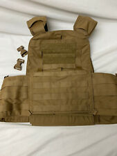 Velocity Mayflower APC Coyote Brown L/XL Plate Carrier