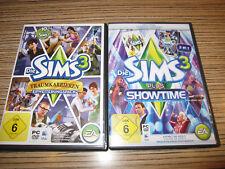 Die Sims 3: Basisspiel + Showtime und Traumkarrieren Erweiterung (80)
