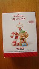 2014 Hallmark Keepsake Ornament I'm TWO! Age Series NIB