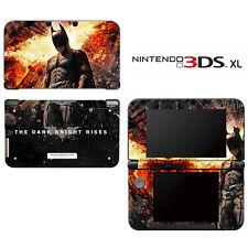 Vinyl Skin Decal Cover for Nintendo 3DS XL LL - Batman The Dark Knight Rises
