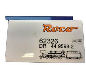 Roco DR44 9598-2 Dampflok HO, digital, neuwertig, OVP
