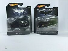 Hot Wheels The Dark Knight Rises The Bat ,The Dark Knight  The Batmobile