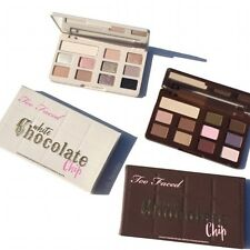 Too Faced Limited Edition-White/Matte Chocolate Chip 11 Color Eye Shadow Palette