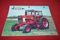 International Harvester Rear Mounted Cultivators Dealer/'s Brochure TBPA