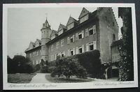 Alte Original Foto AK PK Ansichtskarte ca. 1910: Auerbach Schloß Schönberg