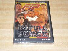 FIP InFull Force 2005 indy retro WWE ROH NXT TNA Impact CM Punk Samoa Joe Cabana