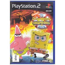 PLAYSTATION 2 SPONGEBOB SQUAREPANTS MOVIE, THE PAL PS2 [UVG] YOUR GAMES PAL