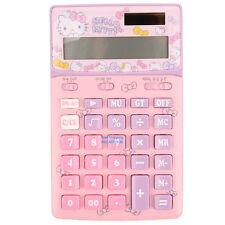 SANRIO HELLO KITTY CALCULATOR/DESKTOP ELECTRONIC CALCULATOR 150361