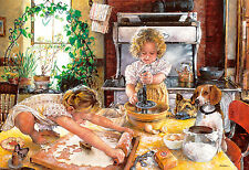 Gibsons - 500 PIECE JIGSAW PUZZLE - Too Many Cooks