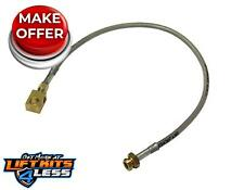 Skyjacker FBL65 Stainless Steel Brake Line Frnt for 72-75 Dodge W100 Pickup Base