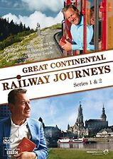 Great Continental Railway Journeys  Series 1 And 2 [DVD]