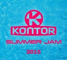 Kontor Summer Jam 2015 von Various   CD   gebraucht