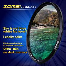 Zomei 67 mm Ultradünnen AGC Optisches Glas PRO CPL Polfilter Objektive Filter