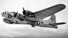 USAAF B-17 Flying Fortress Weather Plane Atomic Bomb  WW2 Photo WWII  / 5145