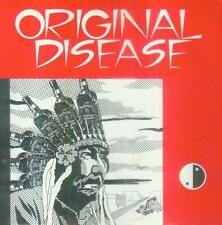 "7"" original disease/Living in the Fast Lane"