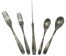 Flatware Pattern Aster 18/10SS 12 5pc Place Settings (60 Pieces)