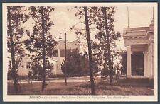 TORINO CITTÀ 197 ESPOSIZIONE 1928 Chimica MONTECATINI Cartolina