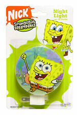 SPONGEBOB SQUAREPANTS kids Decor Room Lamp Night Light