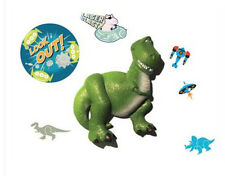 Wallables Disney Toy Story dinosaur REX 3D Wall Decor includes decals stickers