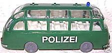 POLICÍA Kässbohrer Setra AUTOBÚS época III 1:87 H0 å