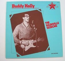 "Buddy HOLLY ""The Nashville sessions"" (Vinyle 33t / LP)"