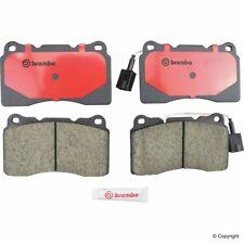 Disc Brake Pad Set fits 2004-2017 Subaru Impreza WRX STI BRZ  MFG NUMBER CATALOG