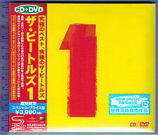 The Beatles , 1 ( One ) (CD+DVD) [ Japan LTD SHM-CD ]