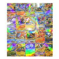 20pcs Pokemon EX Card All MEGA Holo Flash Trading Cards Charizard Venusaur Hot H