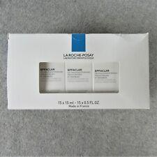 La Roche-Posay Effaclar Purifying Foaming Gel 15 ml Travel Size x15