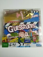Guesstures Charades Game - Parker Brothers 2008 COMPLETE.