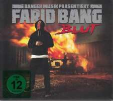 FARID BANG / BLUT - LIMITED SPECIAL DELUXE EDITION * NEW 2CD+2DVD 2016 * NEU *