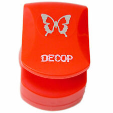 DECOP Embossed Craft Punch 32mm (1.25inch) Butterfly