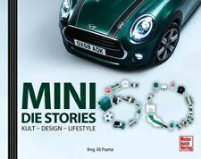 Mini Austin Morris Cooper Die Stories Kult Design Lifestyle Modelle Typen Buch