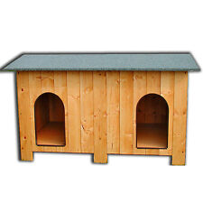Cuccia DOPPIA misura grande per cani tipo Pastore tedesco, Boxer, Labrador.