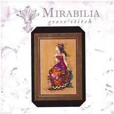 Mirabilia Nora Corbett Cross Stitch Chart ~  THE GYPSY QUEEN #142 Sale