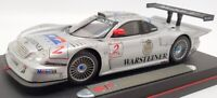 Maisto 1/18 Scale Diecast - 38868 Mercedes Benz CLK LM #2 Model Race Car