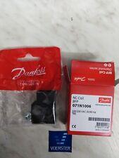 Danfoss Magnetspule für BFP Pumpen Oelbrennerpumpen NC T85