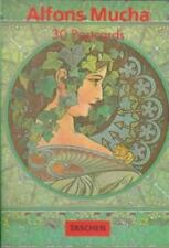 Mucha Postcard Book (Postcardbooks)