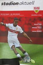 Stadion Aktuell, VFB STUTTGART: VFL WOLFSBURG,16-09. 17.