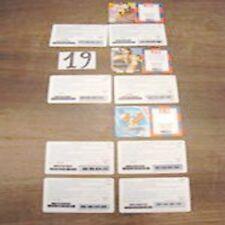 8 TIM ricarica dal 2004 - 2005 disney paperino 25 euro
